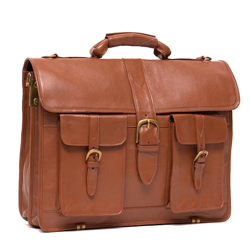 Carello – Leather Briefcase