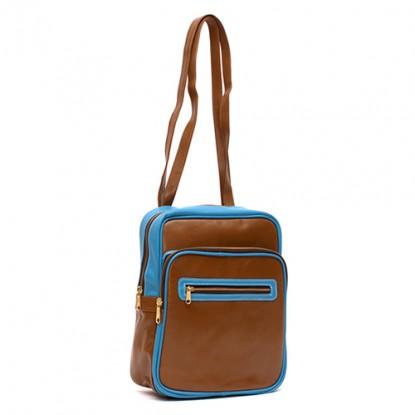 Toby – Backpack + Shoulder Bag