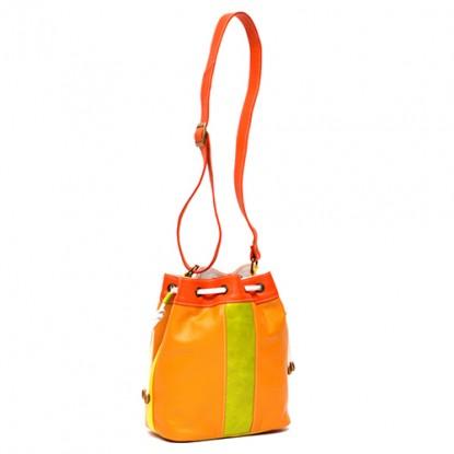 Sylvie – Drawstring Pouch Bag