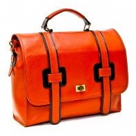 Boston- Satchel with Handle
